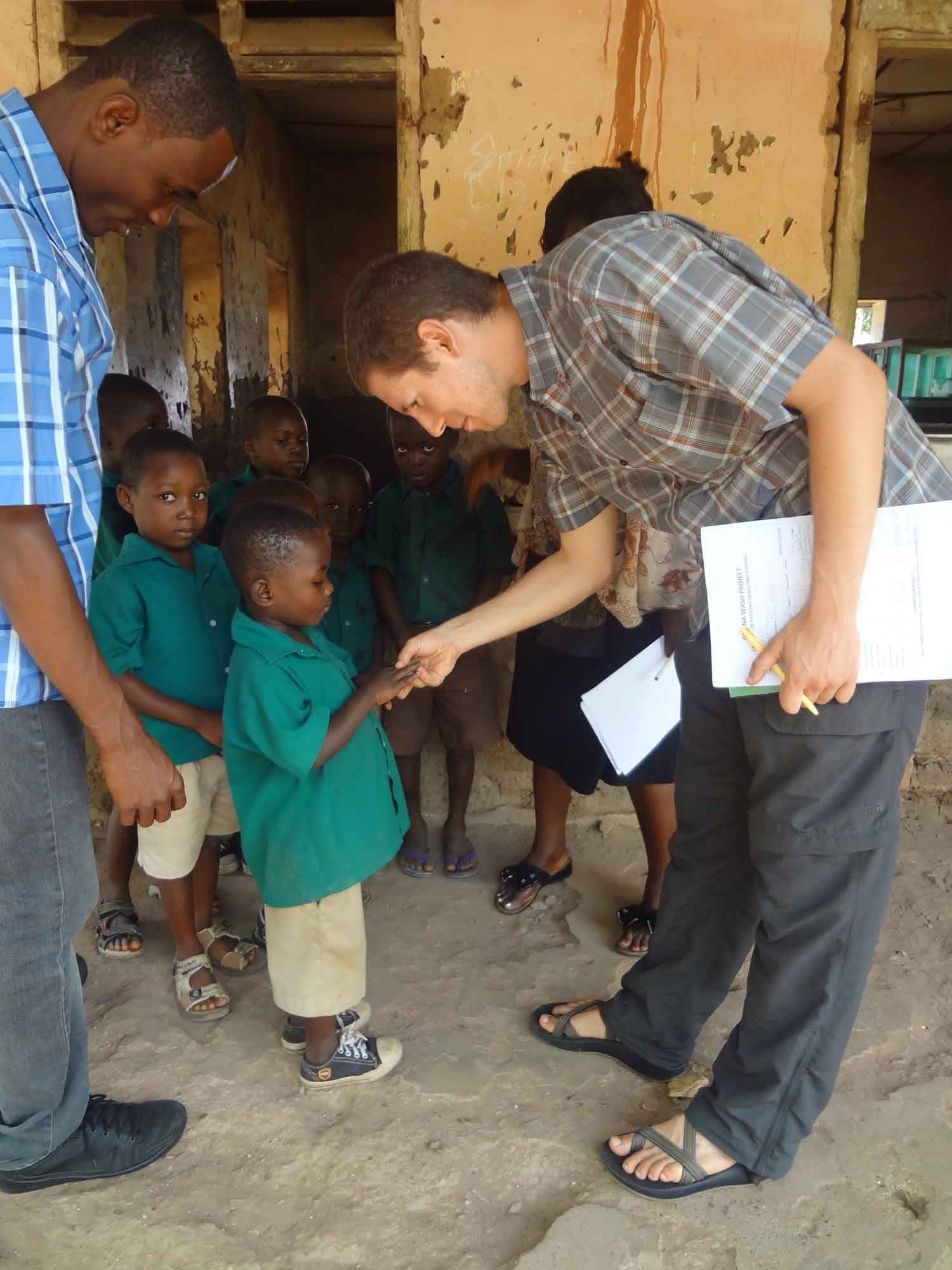 Partnering with Peace Corps Ghana: Working Together Toward Sustainable Impacts