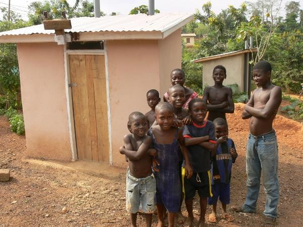 Improving Community Sanitation Access